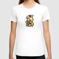 final fantasy T-shirts featuring Final Fantasy II - Edward by Nerd Stuff