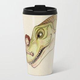 I love dinosaurs Travel Mug