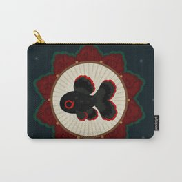 Butterfly goldfish Carry-All Pouch