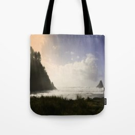 Capturing The Right Moment On Canvas Tote Bag