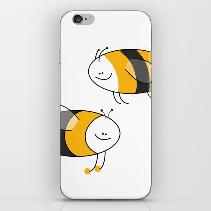 BumbleBee - Collectors Edition iPhone Skin