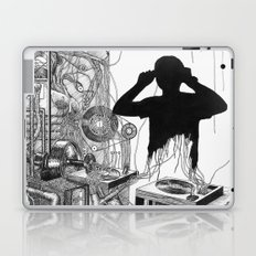 Music Machine Laptop & iPad Skin