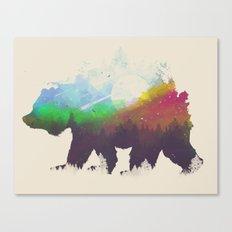 Wild Canvas Print