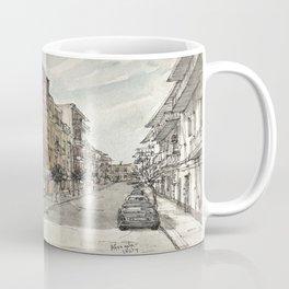 Italy Sketchbook Mug