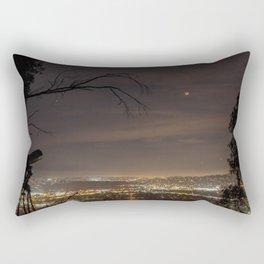 Bloodmoon Rectangular Pillow