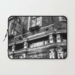 The Cockpit Pub London Laptop Sleeve