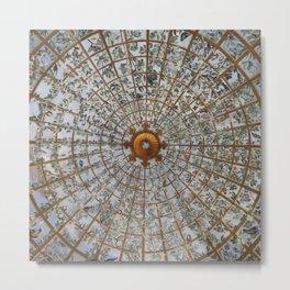Artistic Ceiling Metal Print