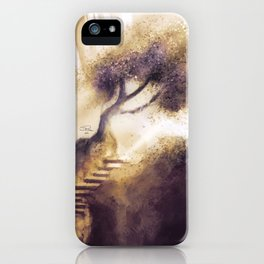 Ray of Light 2 iPhone Case