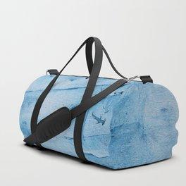 Hammerhead sharks in deep Duffle Bag