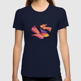 Shanti Sparrow: Daisy and Dawn the Sparrows T-shirt