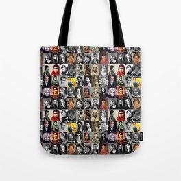 Feminist Tile Tote Bag