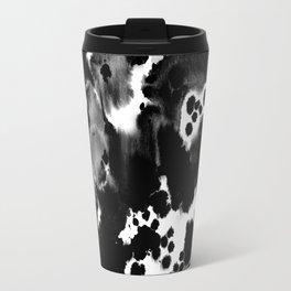 Blaire - abstract painting minimal modern art print home decor must haves Travel Mug