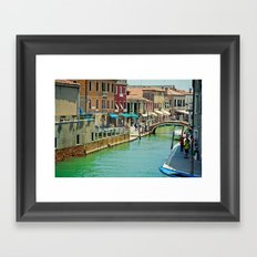 Murano V Framed Art Print