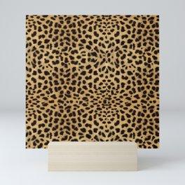 Cheetah Print Mini Art Print