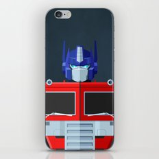 Autobots, Roll out! (Optimus Prime) iPhone & iPod Skin