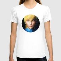 samus T-shirts featuring Samus Aran by Joe Roberts
