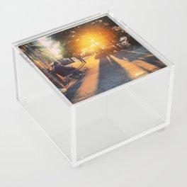 Brooklyn Sunrise Acrylic Box