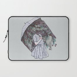Black Cloud Laptop Sleeve