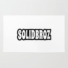 Solidbroz (Logo) Rug