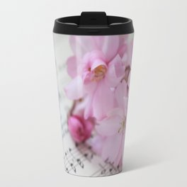 Song of the Cherry Blossom Travel Mug