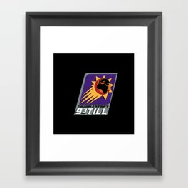 The World is Your's Framed Art Print