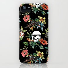 The Floral Awakens Slim Case iPhone (5, 5s)