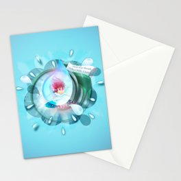Count to 3 Stationery Cards
