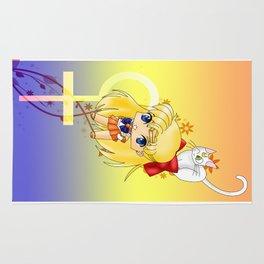 Sailor Venus Rug