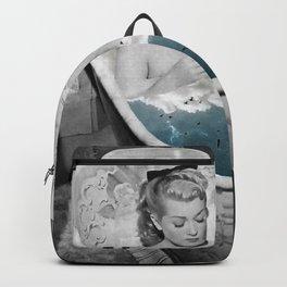 Birdy bath Backpack