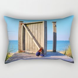 Nantucket Walkway Rectangular Pillow