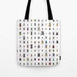 Beetlemania / Get your entomology on! Tote Bag