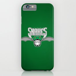 Snakes Slytherin iPhone Case