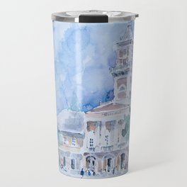 City hall in Sombor Travel Mug
