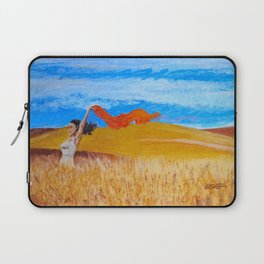Field Frolic Laptop Sleeve