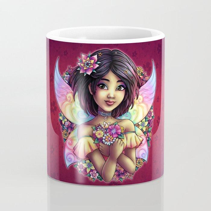 Naoko Fantasy Japanese Fairy Coffee Mug