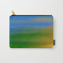 Hillscape Sunset Carry-All Pouch