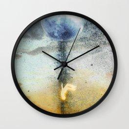The Descent Wall Clock