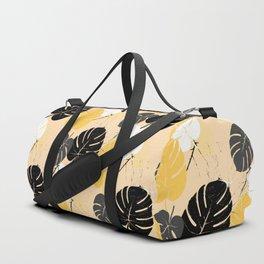 monstera 002 Duffle Bag