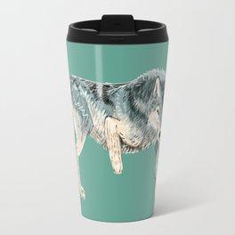 Totem Polar wolf Travel Mug