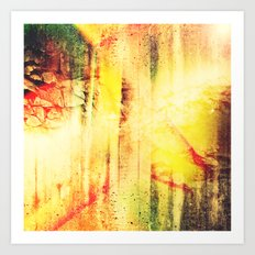 Existing In Thought Art Print