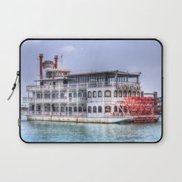 New Orleans Paddle Steamer Laptop Sleeve