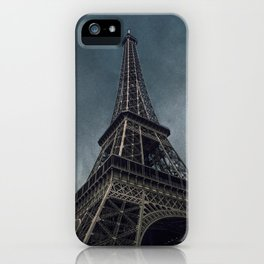 Paris - Eiffel Tower iPhone Case