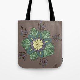 Sea Blossom Tote Bag