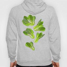Lettuce Bok Choy Vegetable Hoody