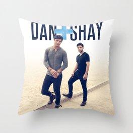 DAN + SHAY WHERE IT ALL BEGAN TOUR DATES 2020 BAUKENCUR Throw Pillow