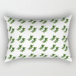 Re_Growth Pattern Rectangular Pillow