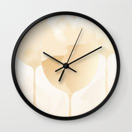 Niagara Wines Riesling (1) Wall Clock