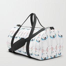 Carol's Pattern Duffle Bag