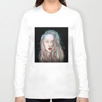 goddess Long Sleeve T-shirts featuring Goddess  by Jenn