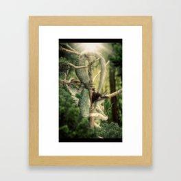 Ryuu.Be Framed Art Print
